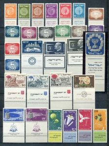 1952 Year Set Tabs