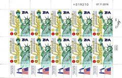 ZOA -Sheet of 10