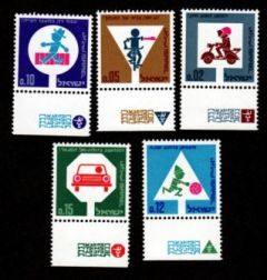 ROAD SAFETY-SHEETS OF 30