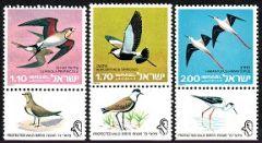 WILD BIRDS-SHEETS OF 15
