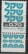 SHEKELS (.70)-TAB