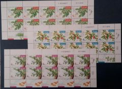 Aromatic Plants - Sheets of 10