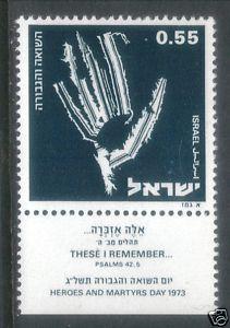 HOLOCAUST/MEMORIAL-SHEETS OF 15