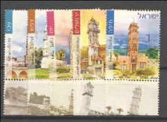 CLOCK TOWERS SHEETS OF 10