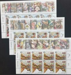 Markets - Sheets of 8