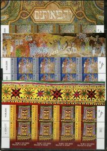 Murals Sheets of 10