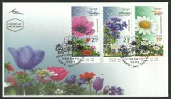 Flowers - FDC