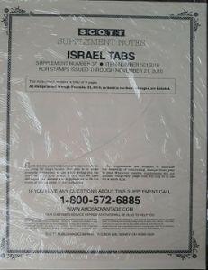 2002 SCOTT - TABS